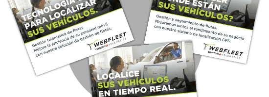 Campaña de remarketing para TomTom Telematics