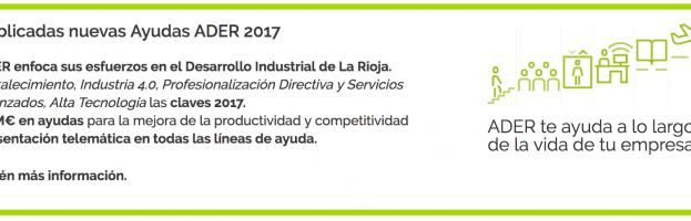 Subvenciones ADER – La Rioja